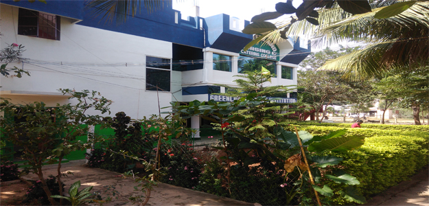 Greenland College Building, Thanjavur